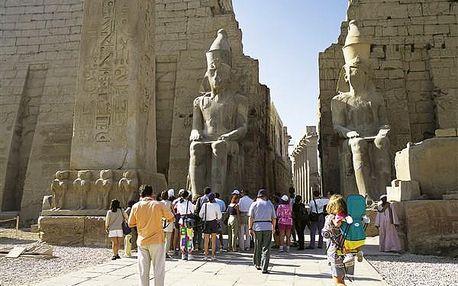 Egypt lodí po Nilu s pobytem u moře, Afrika, Egypt, letecky, strava dle programu