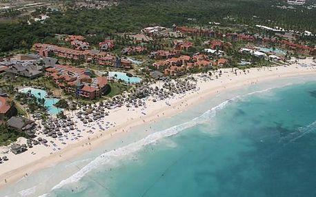 Hotel TROPICAL PRINCESS, Dominikánská republika