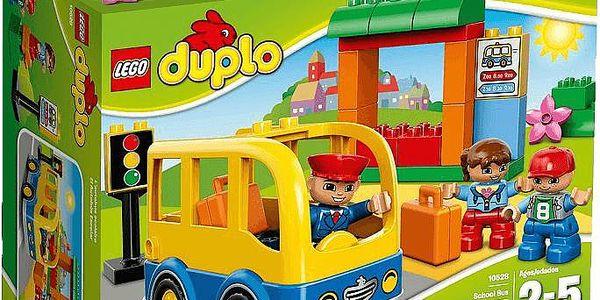 LEGO DUPLO Školní autobus