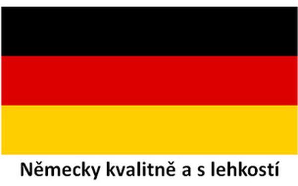 Ochutnávka individuální němčiny začátečník (út,pá-16:10-17:10)