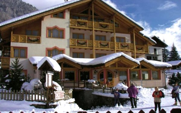 Itálie, oblast Dolomiti Brenta (Val di Sole), polopenze, ubytování v 3* hotelu na 8 dní