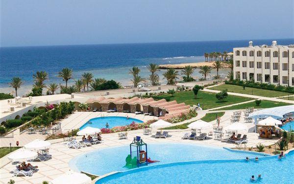 Hotel ZEE BRAYKA BEACH RESORT, Marsa Alam (oblast), Egypt, letecky, All inclusive