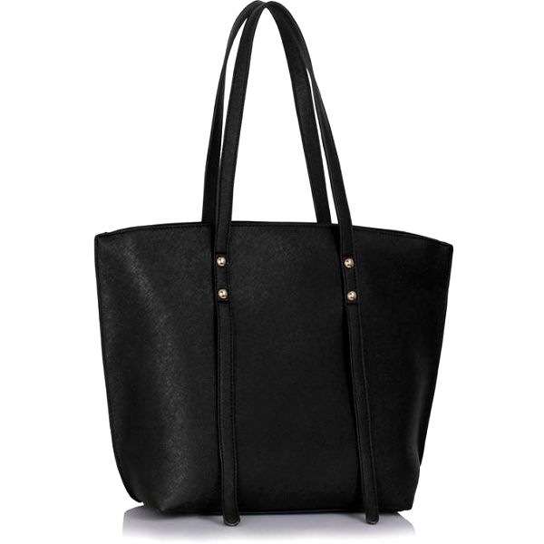 Dámská módní kabelka Jeanette 0335 černá
