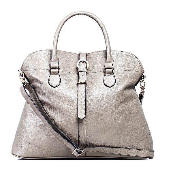 Dámská kožená kabelka s páskem Belle & Bloom