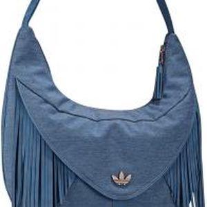 Praktická moderní kabelka Adidas DENIM HOBO BAG NS