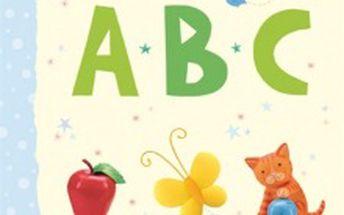 First Picture ABC anglická knížka plná abecedy pro nejmenší děti