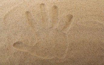 Zázračný tekutý písek pro děti i dospělé!
