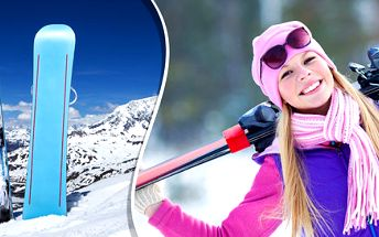 Dokonalý servis lyží, běžek i snowboardů