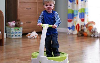 Stylová dětská trampolínka v moderním designu