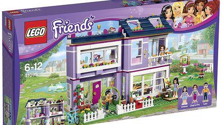 LEGO Friends - Emmin dům