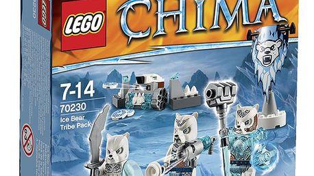 LEGO Chima - Smečka kmene Ledních medvědů