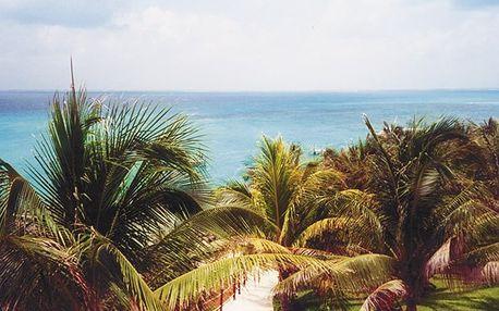 To nejlepší z Yucatánu, Severní Amerika, Mexiko, letecky, strava dle programu