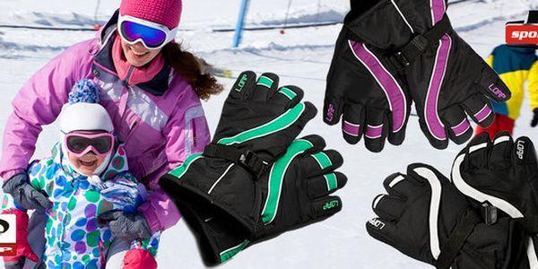 Dámské a dětské rukavice Loap