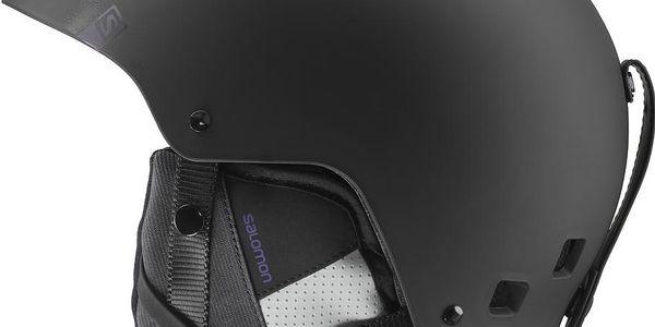 Lyžařská helma Salomon Brigade 2013-2014