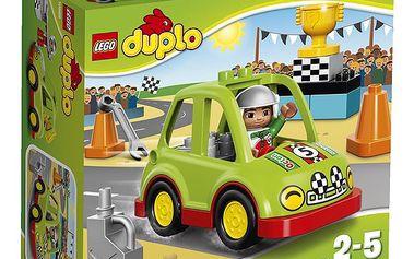 DUPLO LEGO Ville - Závodní auto