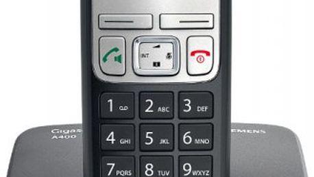 Bezdrátový telefon Gigaset A400
