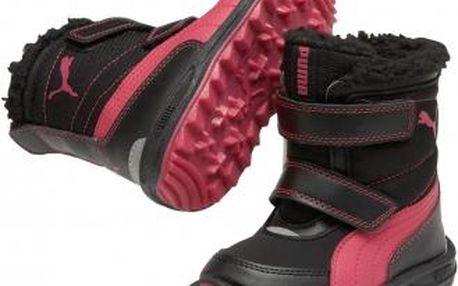 Dětská zimní obuv Puma COOLED BOOT KIDS