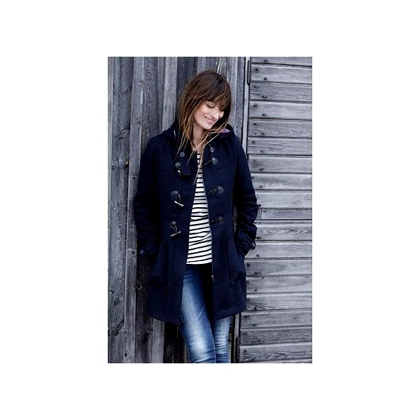 Trendy dámský kabát od značky Ellos