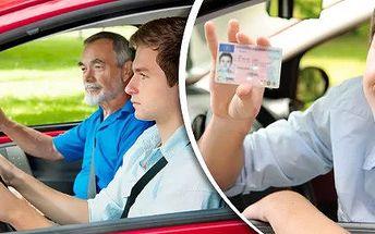 Řidičský průkaz sk. B (rezervace)