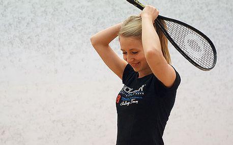 10 modelů badmintonových a squashových raket