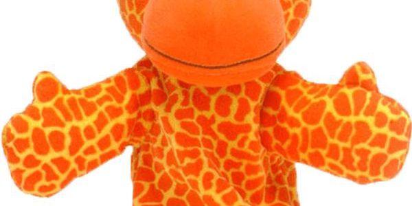 Fiesta Crafts Pískací maňásek - Žirafa