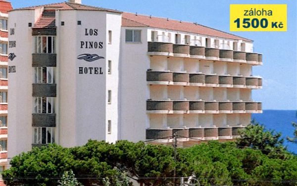 Španělsko, oblast Costa del Maresme, letecky, plná penze, ubytování v 4,5* hotelu na 7 dní