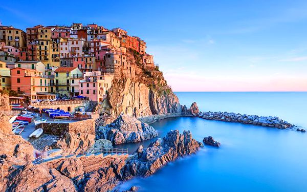 4denní zájezd pro 1 osobu do nejhezčí části Ligurské riviéry v Itálii