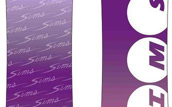 Dámský snowboard Sims Aura