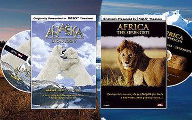 Sada 32 filmů na DVD v kvalitě IMAX