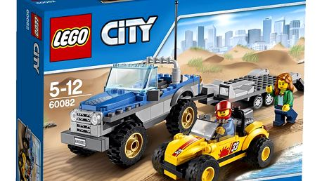 LEGO City Great Vehicles - Přívěs pro buginu do dun