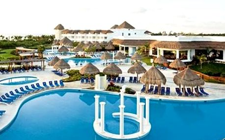 Hotel GRAND RIVIERA PRINCESS Resort, Mexiko, letecky, all inclusive