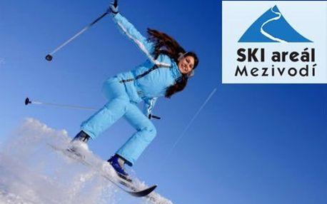 Skipas na večerní nebo celodenní lyžování v Beskydech!