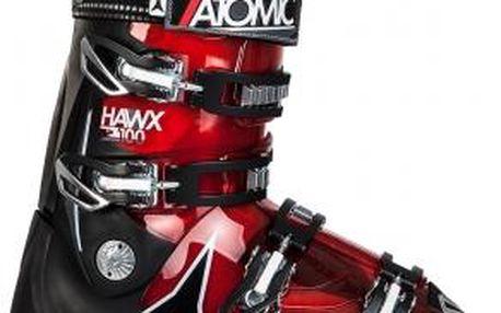 Lyžařská sjezdová obuv HAWX 2.0 100
