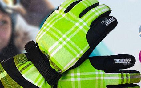 Dámské lyžařské rukavice: stylové, praktické, ve 4 barvách!