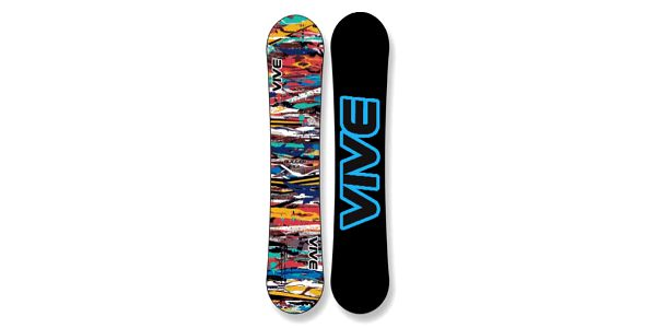 All-moutain snowboard Vive Butter