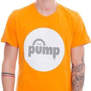Pánské triko Reebok Classic Pump Reflect Orange