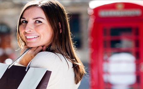 Jarní nákupy v Londýně v termínu 13.-15.3. Navštivte Oxford street plnou atraktivních obchodů a londýnských kaváren a spojte nakupování se zábavou!