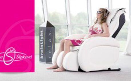 Relaxační systém brainLight - převratná wellness n...
