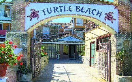 TURTLES BEACH, Řecko, Zakynthos, 8 dní, Letecky, All inclusive