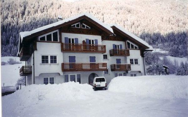 Itálie, oblast Pejo, bez stravy, ubytování v 3* hotelu na 6 dní