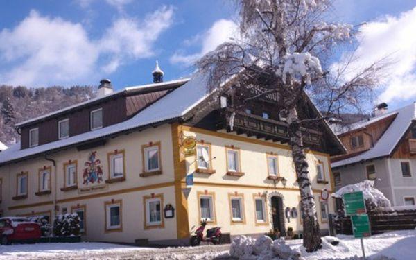 Rakousko, oblast Lungau / St. Michael, polopenze, ubytování v 3* hotelu na 8 dní