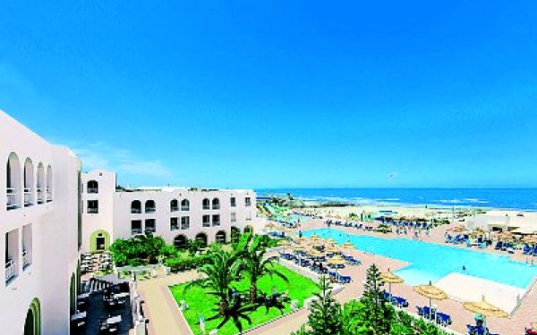 CLUB CALIMERA YATI BEACH, Tunisko, Djerba, 8 dní, Letecky, All inclusive