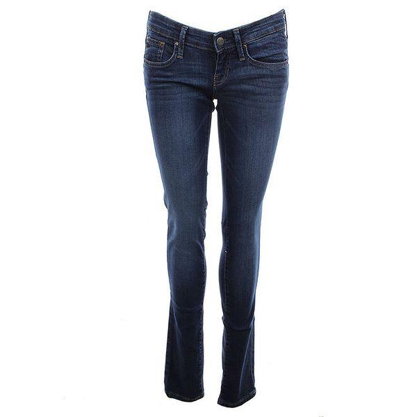Dámské modré elastické džíny Big Star