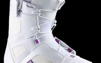 Skvělá snowboardová obuv Salomon Snowboard Boot
