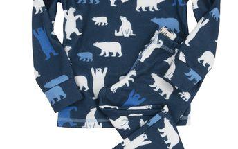 Originální chlapecké pyžamo - lední medvědi