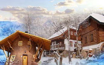 Užijte si odpoledne v Pohádkové vesničce!