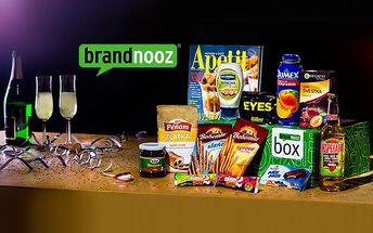 Brandnooz box – balíček potravin v minimální hodnotě 330 Kč