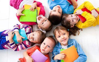 Letní příměstský tábor pro vaše děti levně!