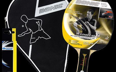 Set na stolní tenis Schildkröt Waldner 500