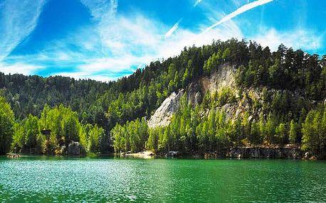 Užijte si u Adršpachu až 6 dní relaxace!